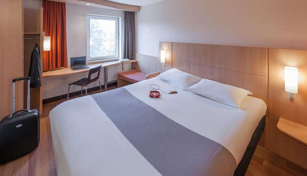 Ibis Rotterdam Vlaardingen - room