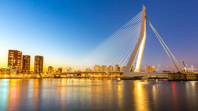Ontdek Zuid-Holland en verblijf in luxe in het centrale Spijkenisse