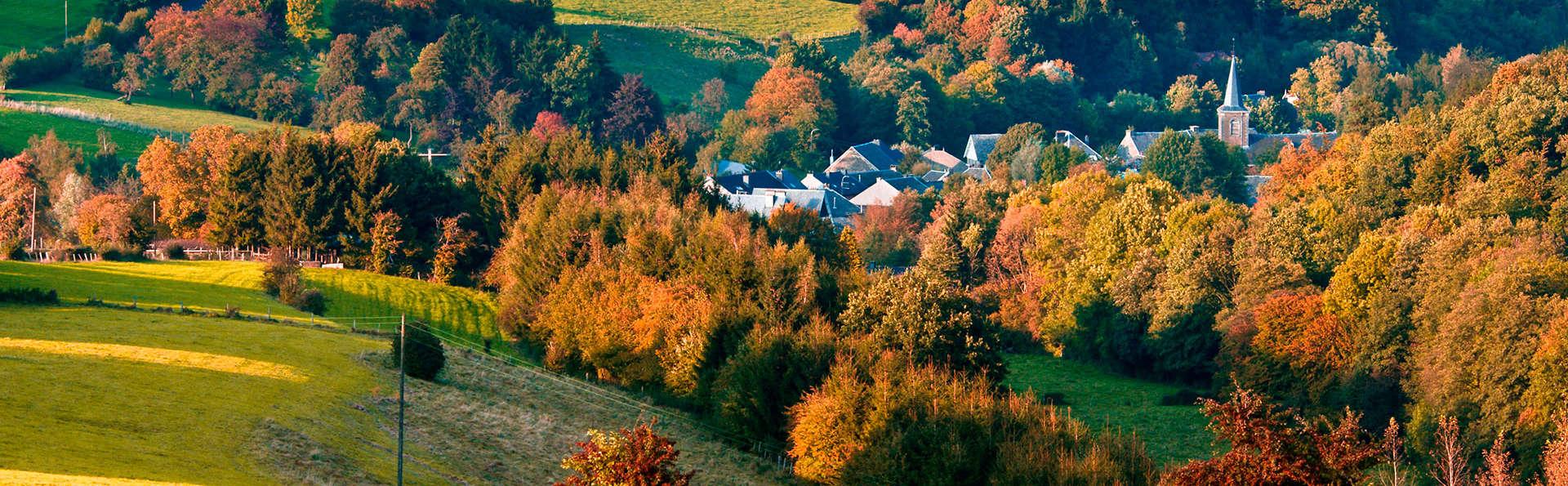 Nature dans les Ardennes (3 nuits pour le prix de 2)