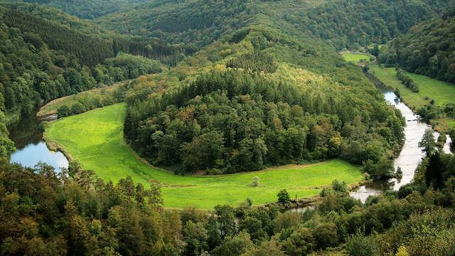 Rust, natuur en ontbijt met cava in de Ardennen (3e nacht gratis)