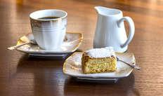 1 Café-thé avec mignardises