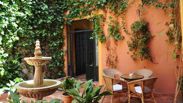 Évadez-vous à Carmona dans un hôtel typiquement andalou