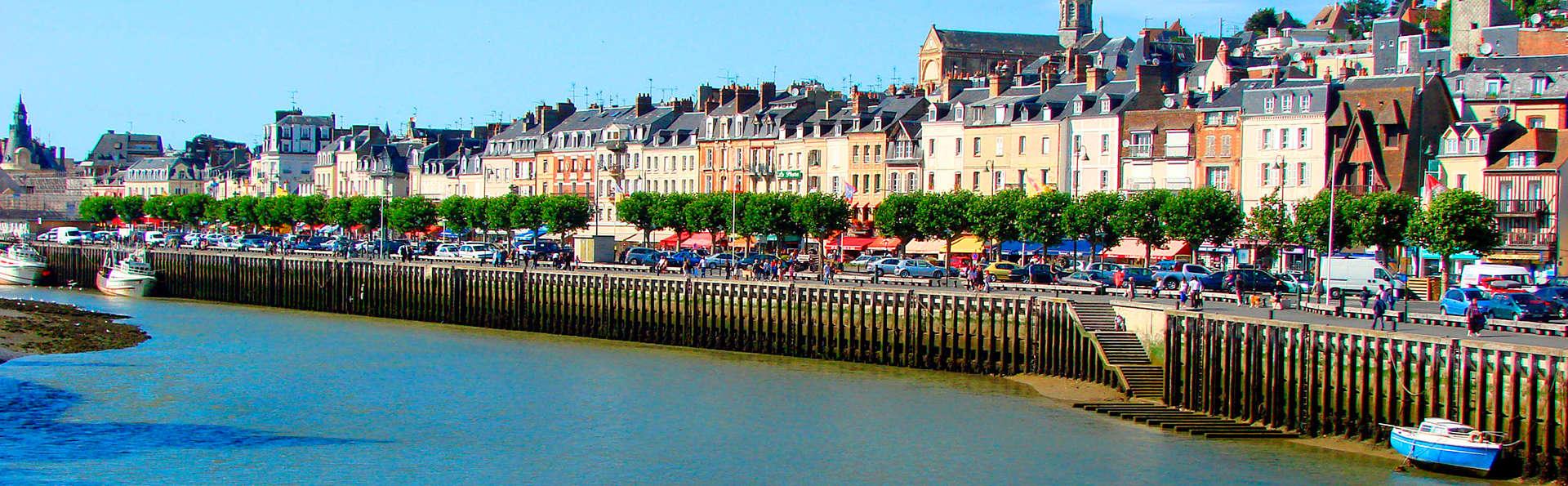 Relaxweekend in een suite met jacuzzi in Deauville