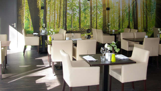 Culinair genieten en ontspannen in de groene omgeving van Giethoorn