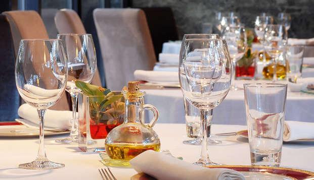 Lujo, bienestar y gastronomía en Tarragona