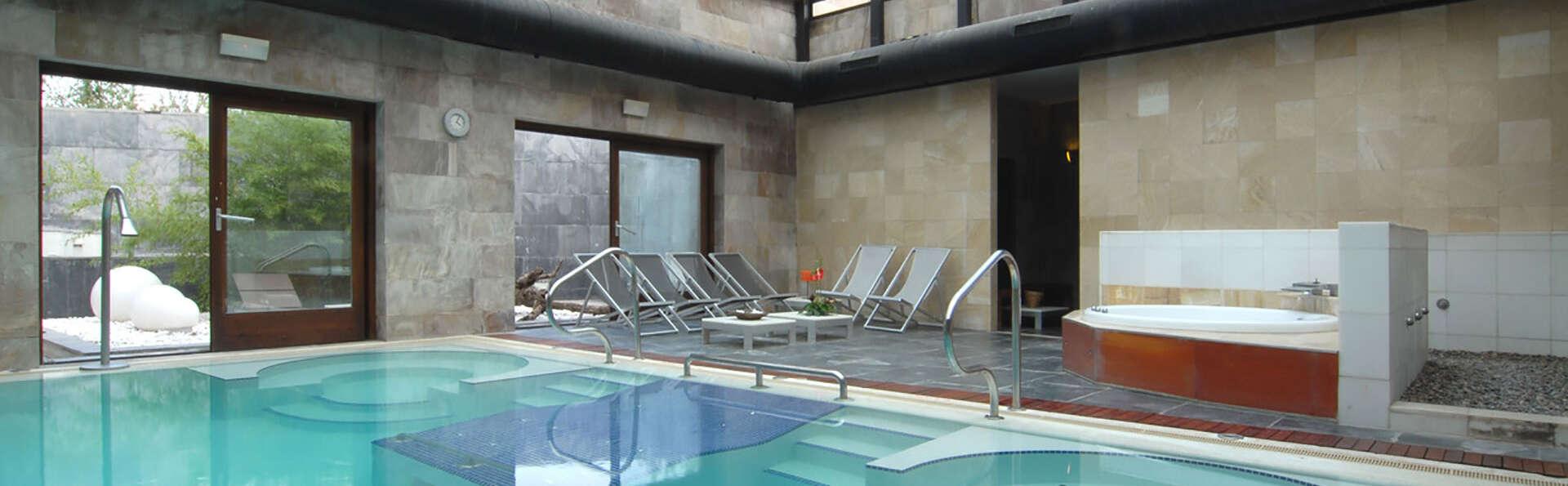Escapade mini-vacances dans un cadre luxueux avec accès au spa (à partir de 2 nuits)