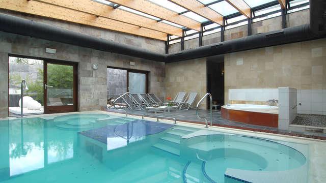 Escapada mini-vacaciones en un entorno de lujo y con acceso al spa (Desde 2 noches)