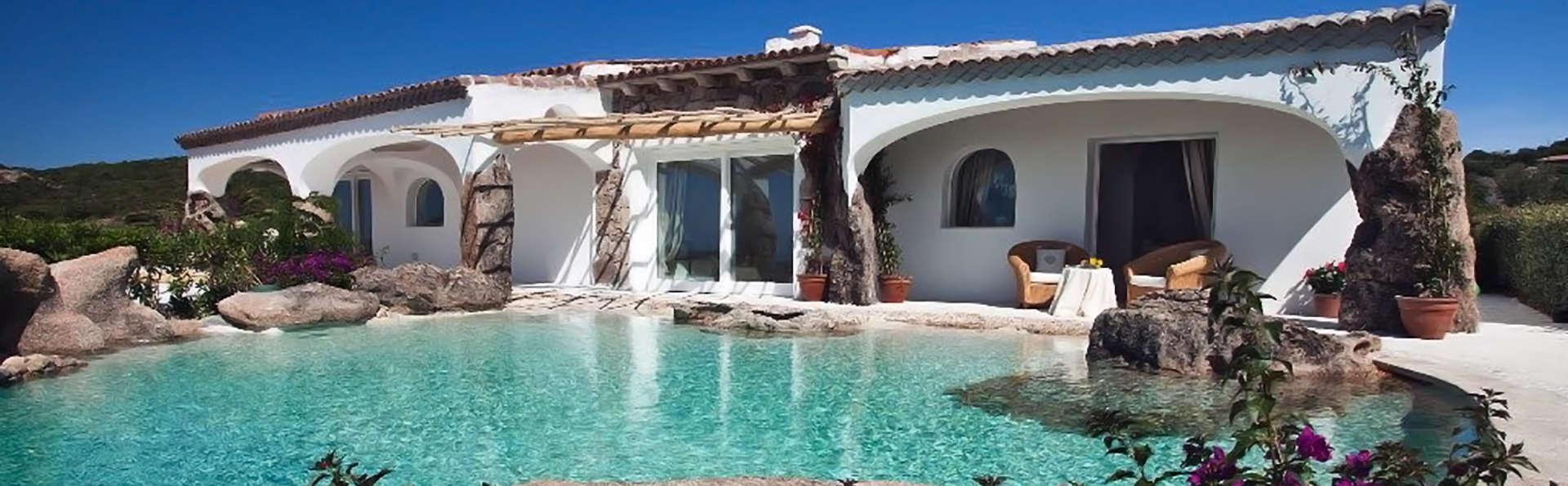 Tradition et charme en demi-pension sur la Costa Smeralda (à partir de 3 nuits)
