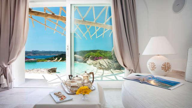 Séjour en Sardaigne avec vue imprenable et dégustation