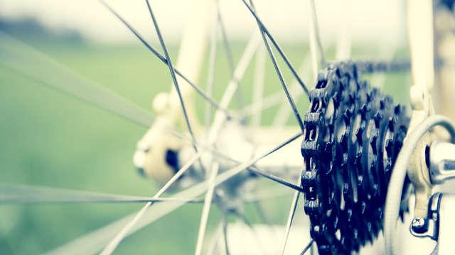 Huur van fiets