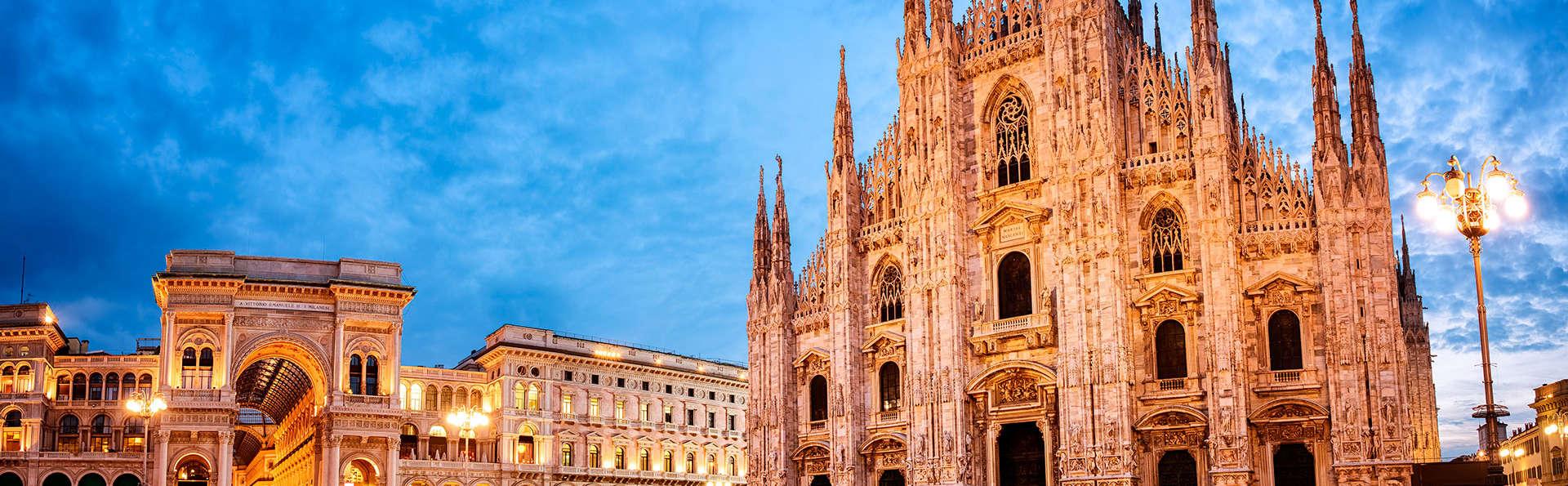 Week-end à Milan en hôtel 4 étoiles, avec petit déjeuner