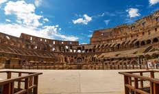 1 Biglietto combinato Colosseo, Foro Romano e Palatino per 2 adulti