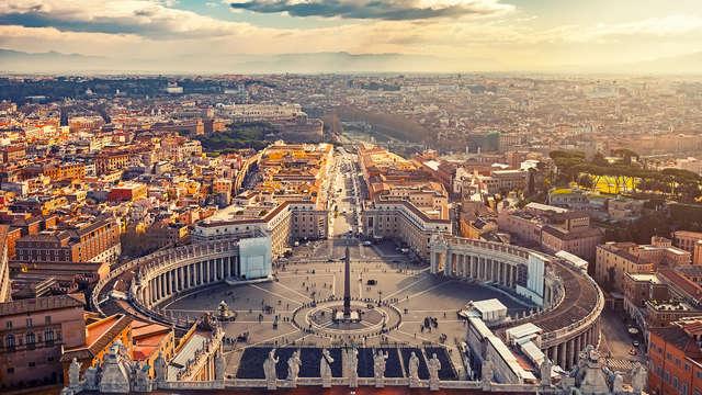 Weekend a Roma con visita dei Musei Vaticani e della Cappella Sistina!