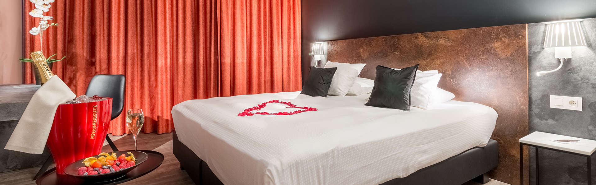 Laat je verleiden door een romantisch verblijf in Brussel