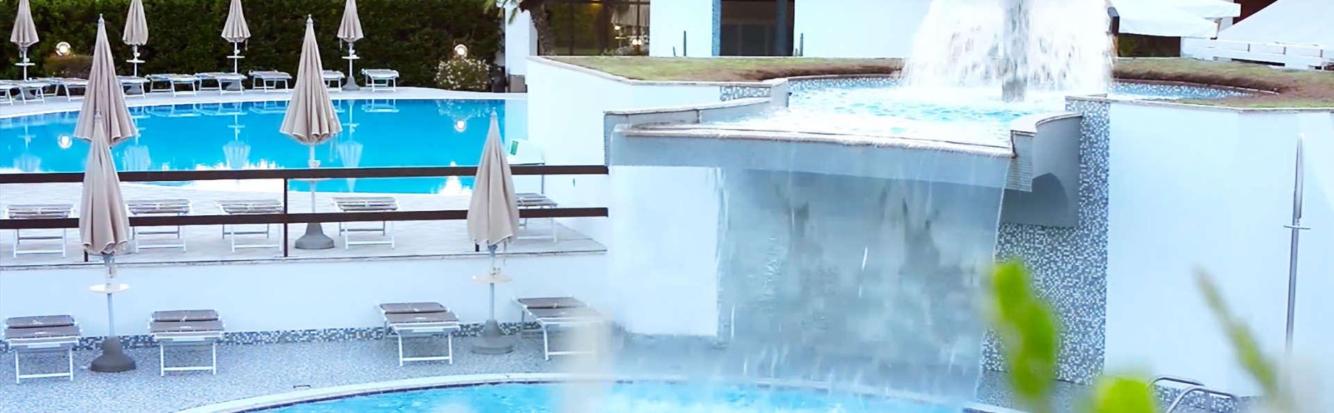Weekend alle terme di Viterbo: in un resort termale con accesso alla SPA