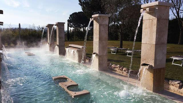 Terme di Viterbo: al Terme Salus Hotel in superior con accesso alla spa termale