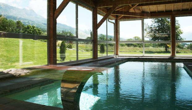 Séjour anti-stress avec accès au spa dans les Hautes-Alpes