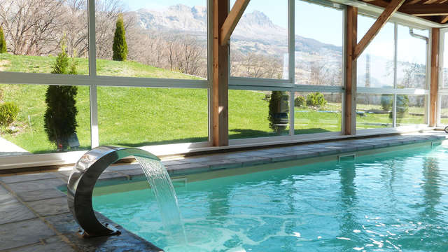 Relax con acceso al spa en los Altos Alpes