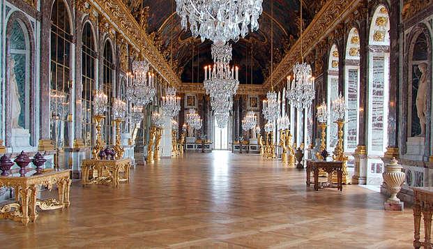 Escapada relax con entrada al palacio de Versalles (pase de 1 día)