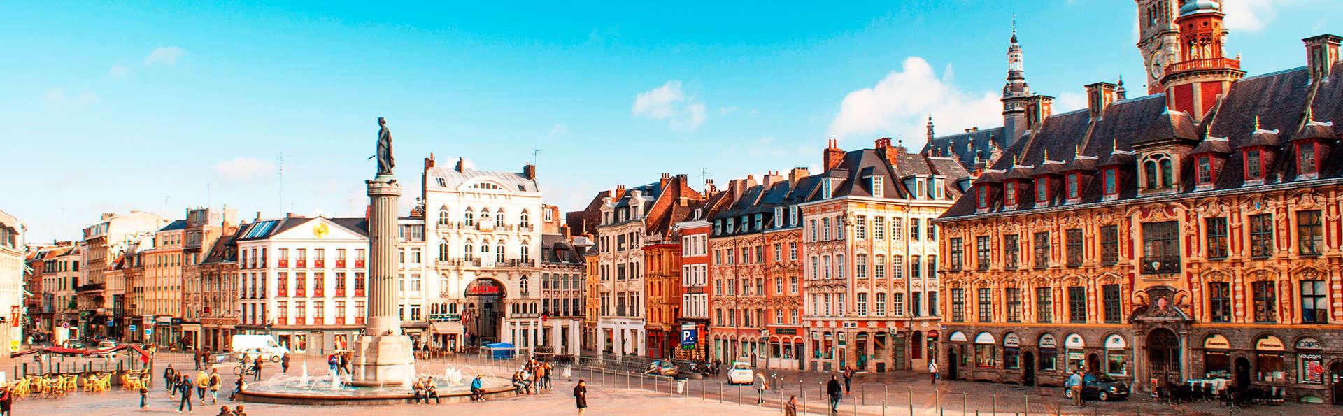 Escapade au cœur de Lille