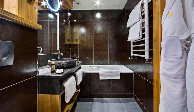 Hotel Beauregard - bath