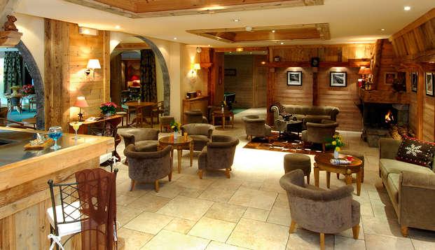 Hotel Beauregard - lobby
