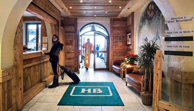 Hotel Beauregard - reception