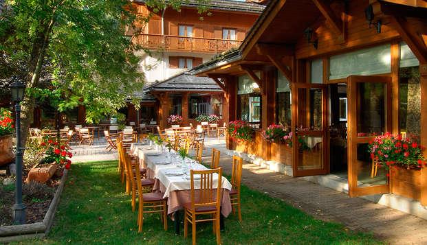 Hotel Beauregard - terrace