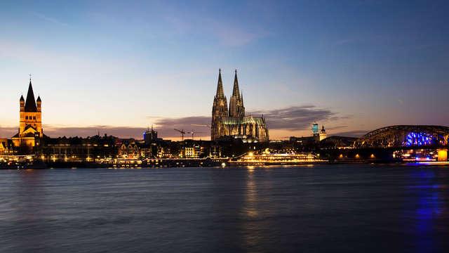 Citytrip naar veelzijdig Keulen (vanaf 2 nachten)
