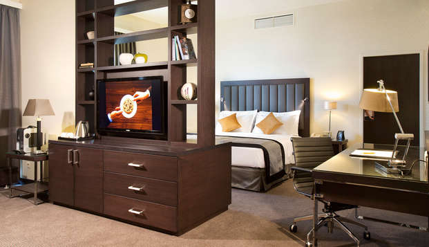 DoubleTree by Hilton Luxembourg - DeluxeSuite