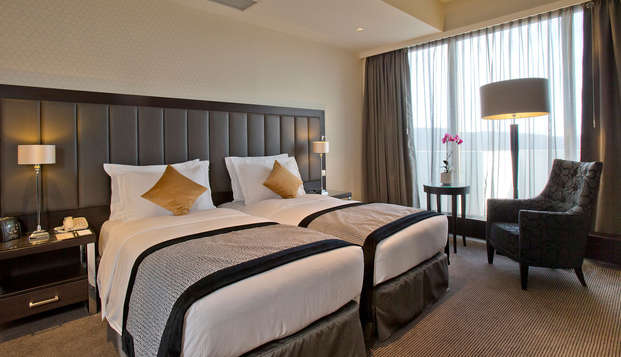 DoubleTree by Hilton Luxembourg - DeluxeSuiteTwin