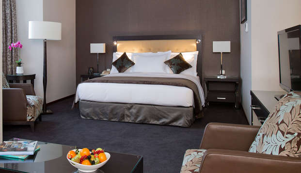 DoubleTree by Hilton Luxembourg - JuniorSuite