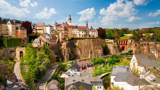 City-break de rêve à Luxembourg (à partir de deux nuits)