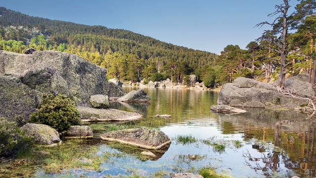 Escapada rural desconexión en hotel Mirador 4* con increíbles vistas a la Sierra de Gredos