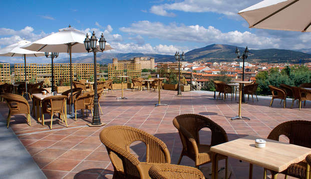 Escapada gastronómica con Cena de 3 platos en la Sierra de Gredos
