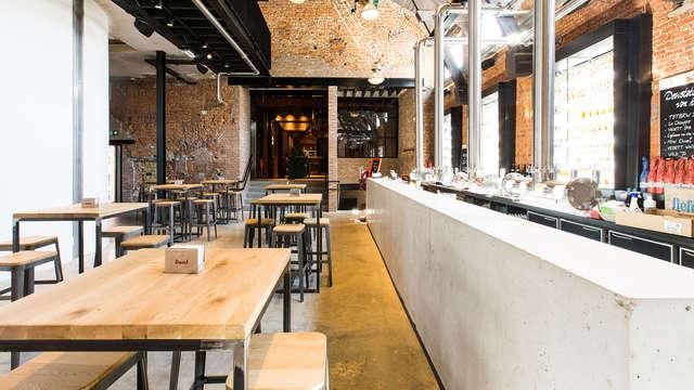 Visitez la brasserie De Koninck à Anvers