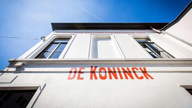 Geniet van een unieke ervaring en bezoek de brouwerij de Koninck