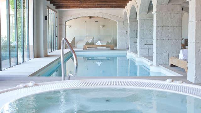 acceso al spa para 2 adultos (día 1, día 2 y día 3)