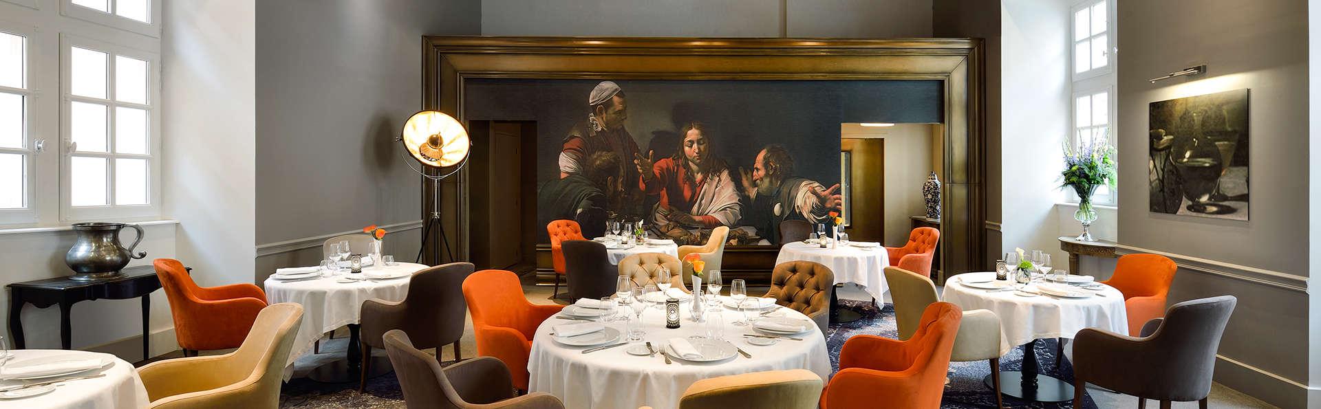 Expérience gourmande dans un hôtel de luxe à Toulouse