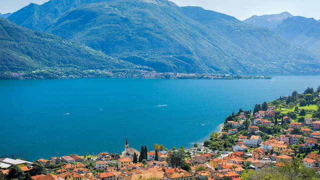 Descubre el lago de Como en un fantástico estudio