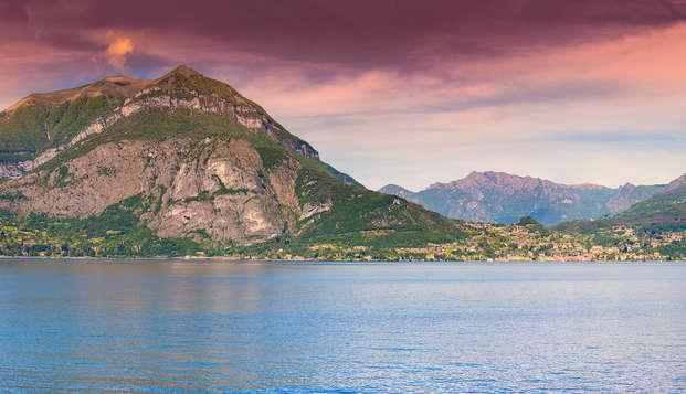 Descansa en un precioso estudio en el paradisíaco lago de Como (desde 3 noches)