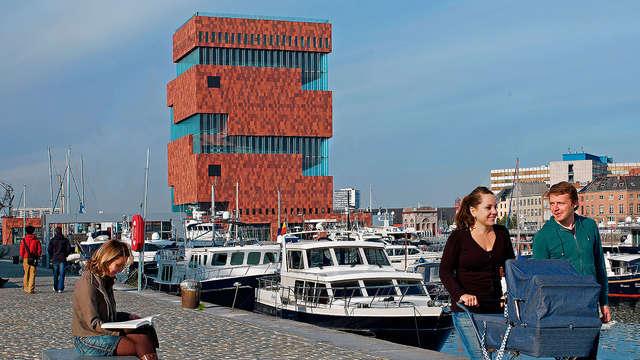 Découvrir Anvers et son quartier des diamantaires