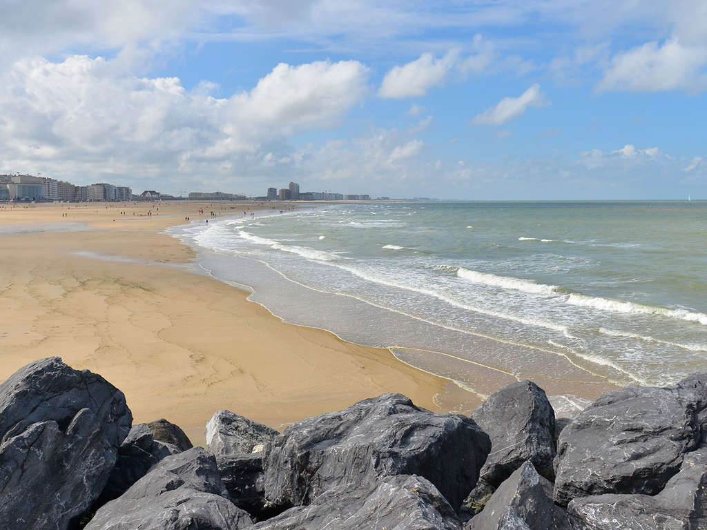 Bouffée d'air frais sur la côte belge à Ostende 4*