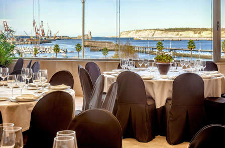 Fuga romantica con cena in un hotel di fronte al mare (da 2 notti)