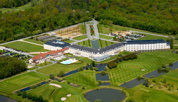 Mercure Chantilly Resort Conventions - aerea