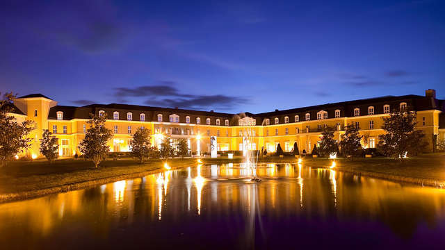 Mercure Chantilly Resort Conventions - front