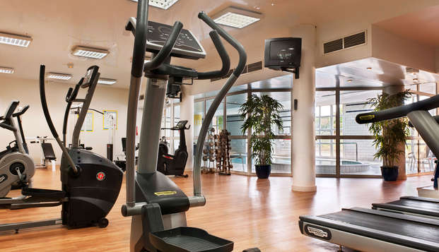 Dolce Chantilly - gym
