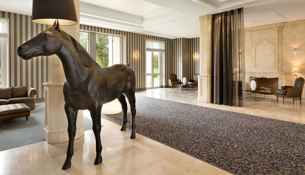 Dolce Chantilly - lobby