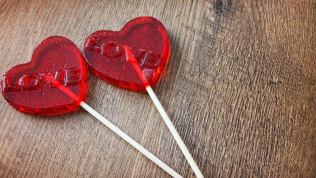 Saint-Valentin : Week-end en amoureux à Chantilly
