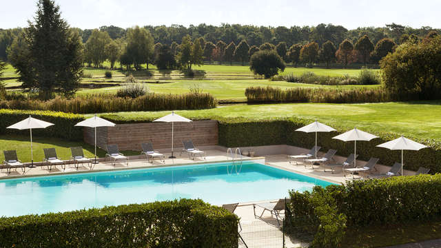 Mercure Chantilly Resort Conventions - pool